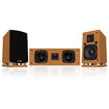 fluance avbp2 home theater bipolar surround sound satellite speakers amazon com fluance classic elite series center channel u0026 surround