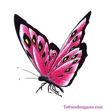 pink designs butterfly designs gallery