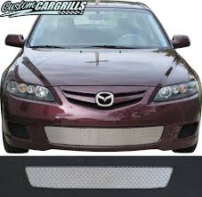 mazda country of origin custom grill mesh kits for mazda vehicles by customcargrills com