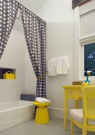 Curtains Bathroom Furniture Yellow Furniture For Bathroom Gorgeous Curtain Designs