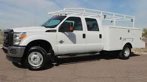 Utility Bed For Sale Ford 6 7 Powerstroke Diesel Utility Bed 2012 Utility