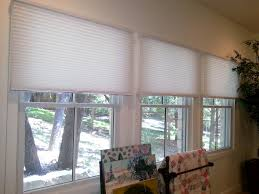 window outdoor view with next day blinds and glass window plus