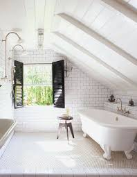 small attic bathroom ideas stunning small attic bathroom sloped ceiling photos best