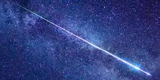 Meteor Shower Lights Watch Live A Never Before Seen Meteor Shower Lights Up The Sky