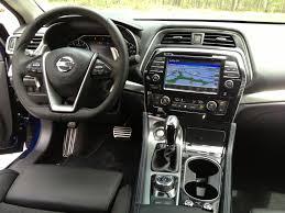 nissan maxima interior 2014 saturday road test u2013 nissan maxima sr ron amadon u0027s roads
