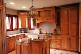 Best Image Of Kitchen Kitchen Cabinet With Three Hanging Lamps - Kitchen hanging cabinet