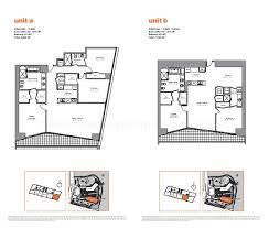 Icon Floor Plan Icon Brickell Tower 2 Floor Plans