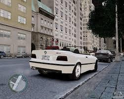 Bmw M3 1997 - bmw m3 e36 1997 cabriolet for gta 4