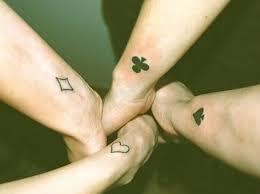 small friendship tattoos for tattooshunt com