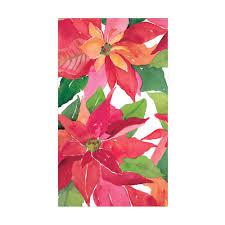 Stick Paper Poinsettia Painting Paper Match Box 1 Box Of 40 Stick Matches