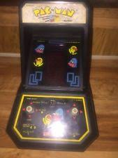 Pacman Game Table by Pac Man Vintage Ebay