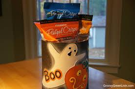 halloween pretzel healthy halloween in the house groovy green livin