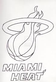 100 best miami heat coloring pages on cattpix com