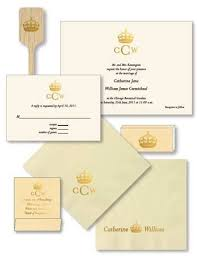 the stationery place royal wedding invitations