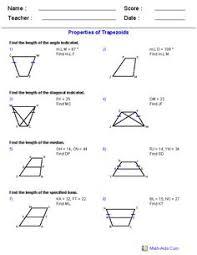 area of polygons worksheets free geometry worksheets