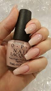 soft shades from opi seriously nails