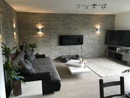 Wohnzimmer Einrichten Kosten Moderne Möbel Und Dekoration Ideen Tolles Steinwand Im