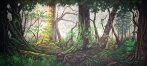 Forest Backdrop Forest 6 Forest Backdrop Grosh