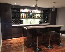 modern basement bar designs basement wet bar design modern and