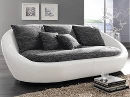 rund sofa 3 sitzer sofa stoff norma günstig kaufen i möbel shop kauf