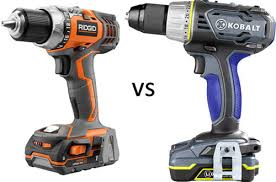 home depot corded drill black friday ridgid vs kobalt who makes the better cordless drill