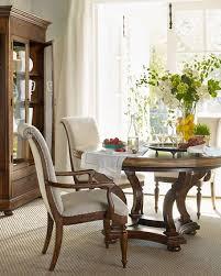 hooker furniture cecile pedestal dining table