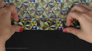 how to sew a blind hem on a sewing machine youtube