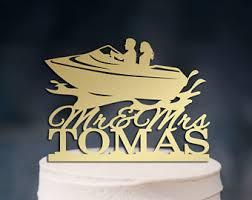 boat cake topper boat cake topper etsy