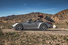 Porsche Boxster 1980 - 2017 porsche 911 targa 4s first test review full circle motor trend
