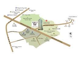 Annapolis Mall Map One Wilson Square Greenhills San Juan City Condo For Sale