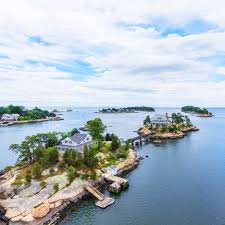 these eight gorgeous new england islands are all for sale