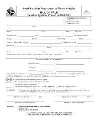 2017 dmv bill of sale form fillable printable pdf u0026 forms