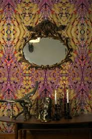 203 best wallcovering and decor fabric images on pinterest timorous beasties ex libris wallpaper