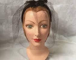 1950s headband 1950s headband etsy