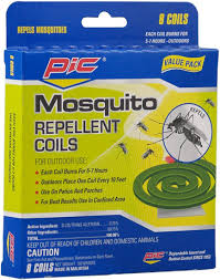 amazon com pic c 8 24 8 pack mosquito repellent coils patio