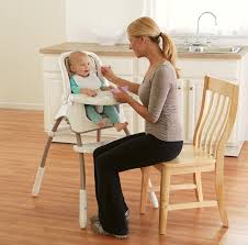 furniture alluring design of fisher price space saver high chair