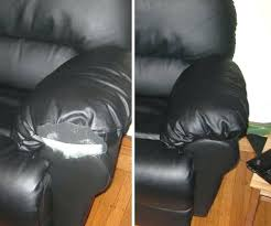 Leather For Sofa Repair Repair Fix Worn And Faded Leather Enchanting Leather Sofa