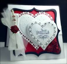 mr mrs wedding card and groom