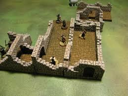 Dungeon Floor Plans by Plastic Legions June 2010