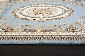 Brumlow Mills by Persian Rugs Traditional Blue Area Rug U0026 Reviews Wayfair
