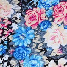 blue lilies blue water lilies floral tie mens tie ties neckties otaa