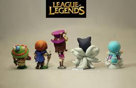 shop league of legends new boxed genuine q league doll