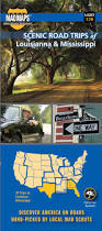 Maps Of Louisiana Mad Maps Usrt130 Scenic Road Trips Map Of Louisiana And