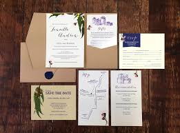 wedding invitations sydney australiana themed wedding invitation save the date rsvp