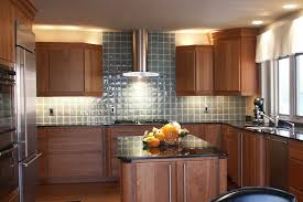 ocean kitchen backsplash glass tiles elegant kitchen backsplash