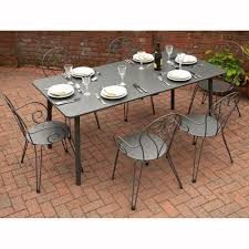 6 seater outdoor dining table 6 seat kitchen table stunning 6 seater outdoor dining set grey