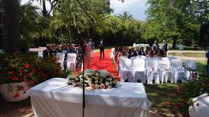 blessing ceremony at finca la concepción in marbella