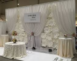 diy wedding backdrop names wedding flower wall etsy