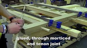 how we make our wooden gates youtube