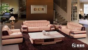 Leather Living Room Furniture Sets Sale by Blue Leather Living Room Furniture Sets Modern Decoration Leather